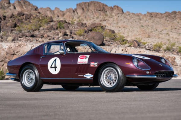 1966 Ferrari 275 GTB/C: 1 of only 12 examples built to cross the block at Pebble Beach