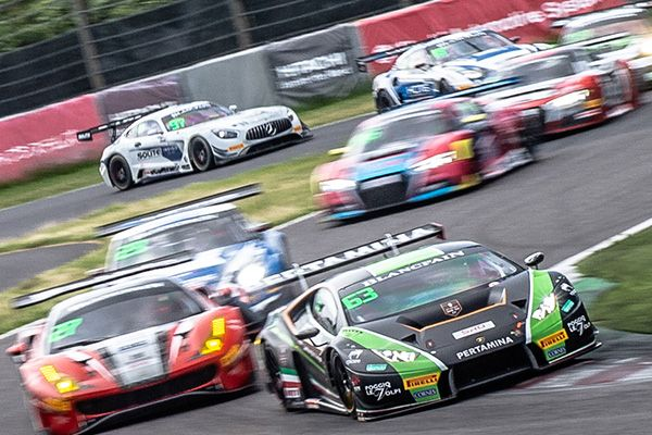 Absolute Racing's Rump and Cheng claim maiden victories with Audi at Suzuka