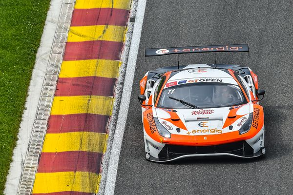 GT Open: Six Ferrari crews on track at the Hungaroring