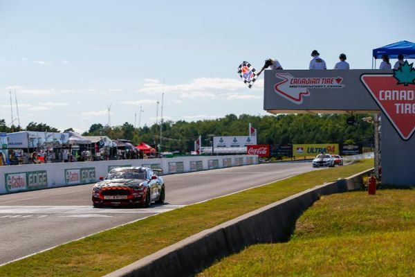 Marcelli Scores Home Track Victory At CTMP 120 with Stacy, KohR Motorsports Ford