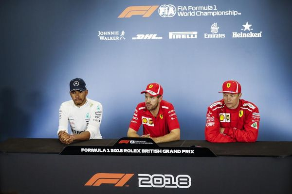 British Grand Prix Winners' Conference