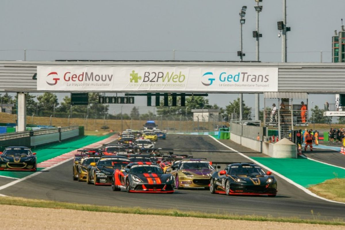 LoTRDC title leader Bence Balogh has Magny-fique weekend in France