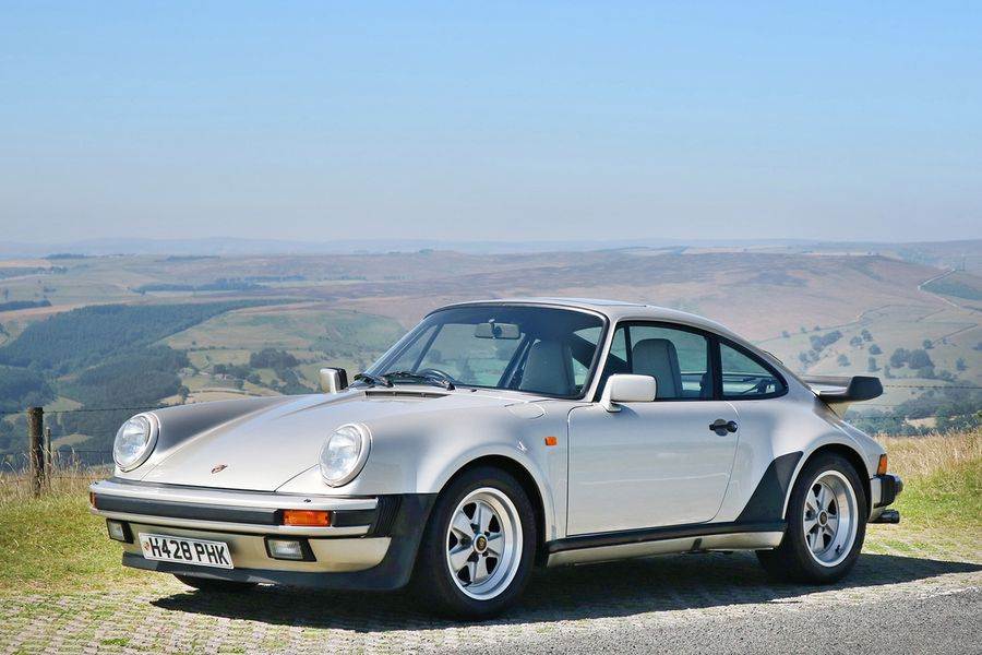 1989 Porsche 911 930 Turbo G50 among 125 spectacular cars at Silverstone Classic Auction