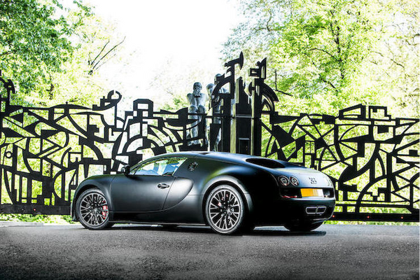 Bugatti Veyron Super Sport Coupe sold for £2,045,500 at Bonhams' Goodwood Sale ,results