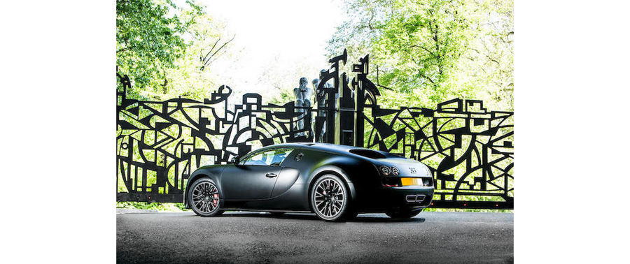 Bugatti Veyron Super Sport Coupe Sold For 2 045 500 At Bonhams