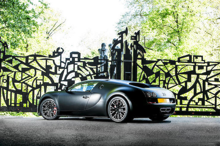 Bugatti Veyron Super Sport Coupe Sold For 2 045 500 At Bonhams