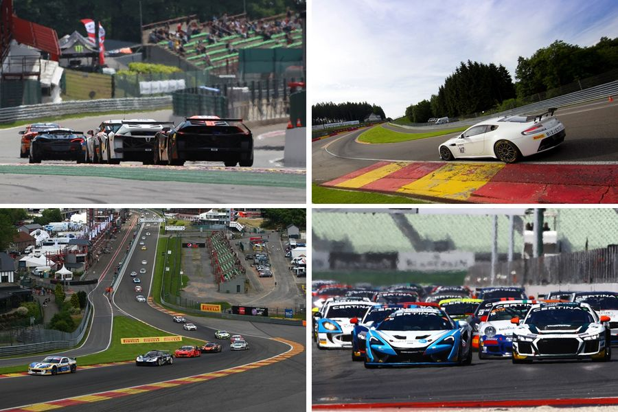 Impressive 50-car strong entry list for GT4 European Series at Spa