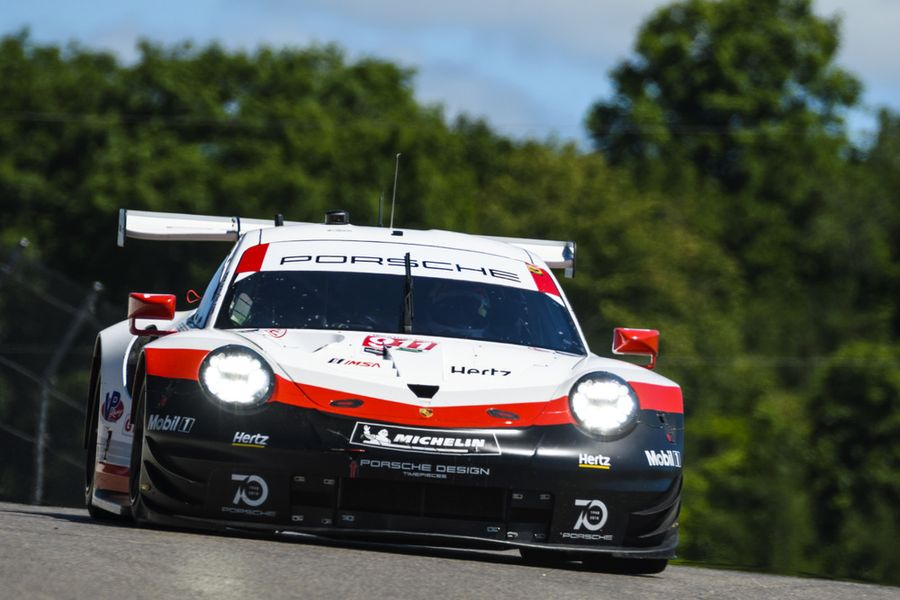 Porsche aims to repeat last year's historic win at Lime Rock