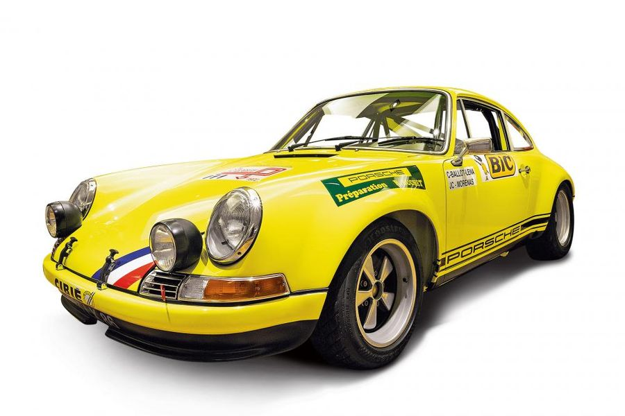 Porsche 911 2.5 ST to cross the block at Monaco Legend Auction
