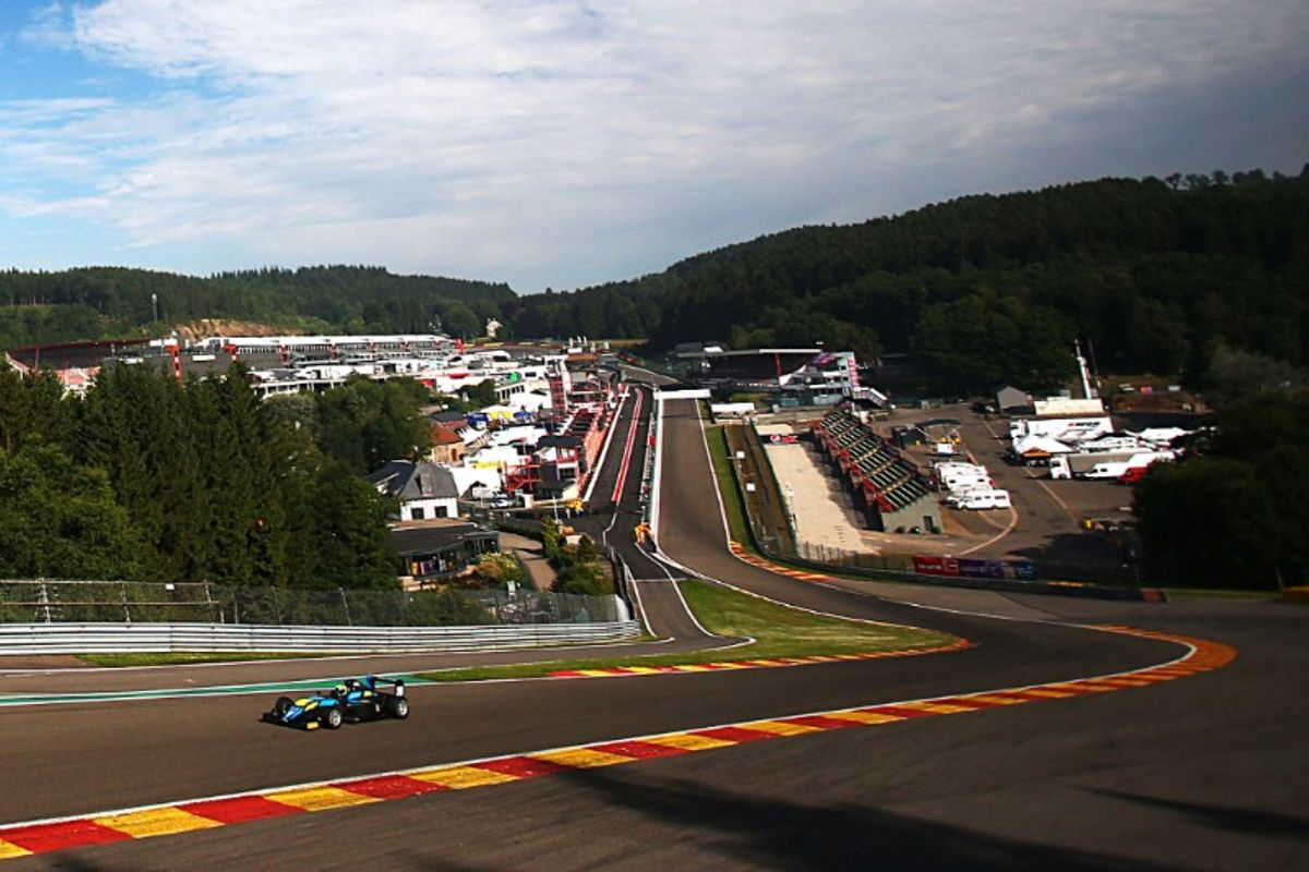 BRDC British F3 heads to Spa Francorchamps this weekend