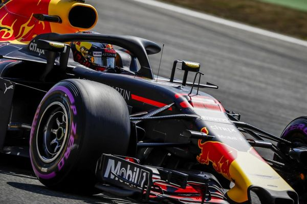 Verstappen sets new track record in second practice for the German Grand Prix