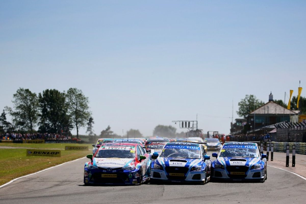 BTCC set for Snetterton spectacular to celebrate series' diamond jubilee