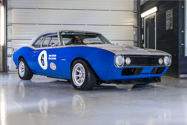 Chevrolet Camaro sells for £ 48,375 at Silverstone Race Car Auction: results