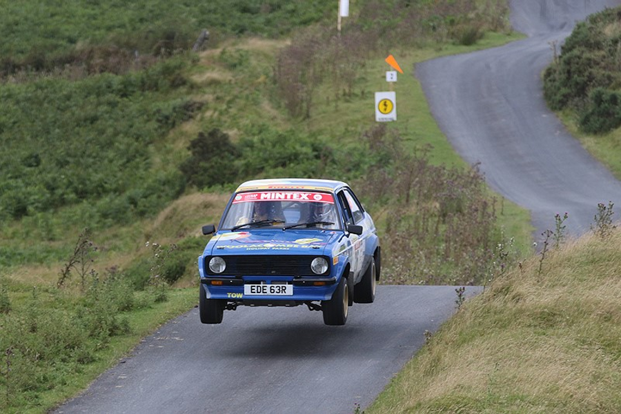 Asphalt switch for British Historic Rally Championship contenders