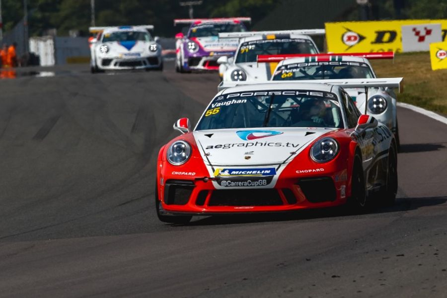 Motorbase adds 2nd Porsche to its Carrera Cup GB campaign with Valentin Hasse-Clot