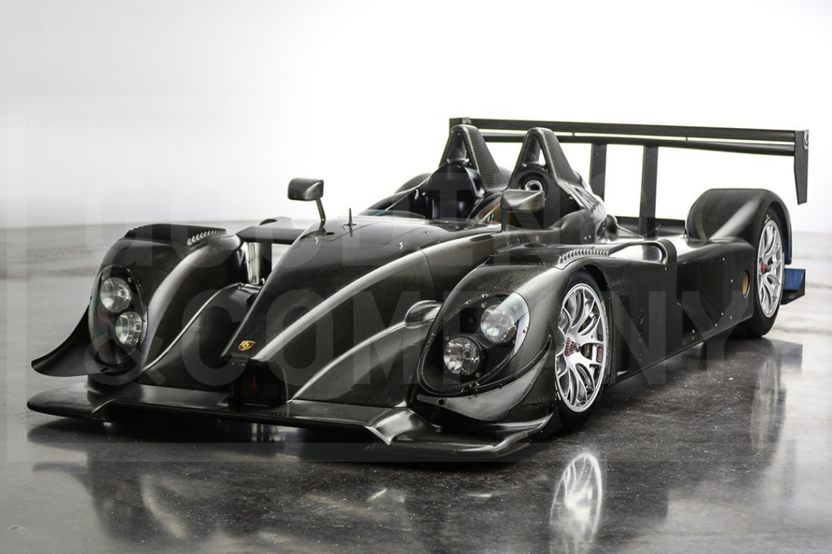 Ultimate Porsche RS Spyder to cross the block at Gooding & Co  Pebble Beach Auction