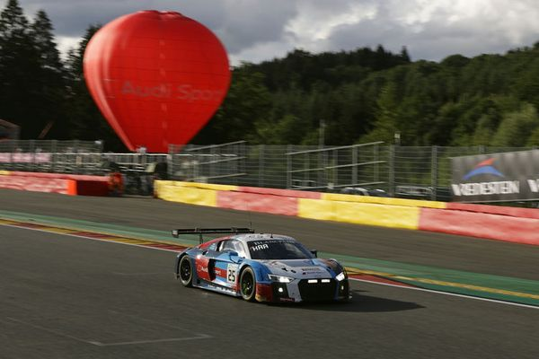 Second victory of the season for Audi in the Intercontinental GT Challenge