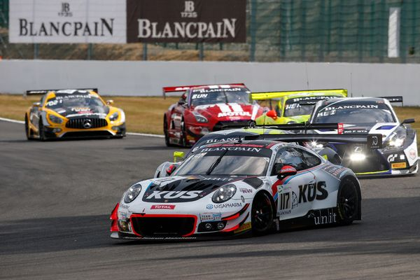 Porsche 24 Hours of Spa Review