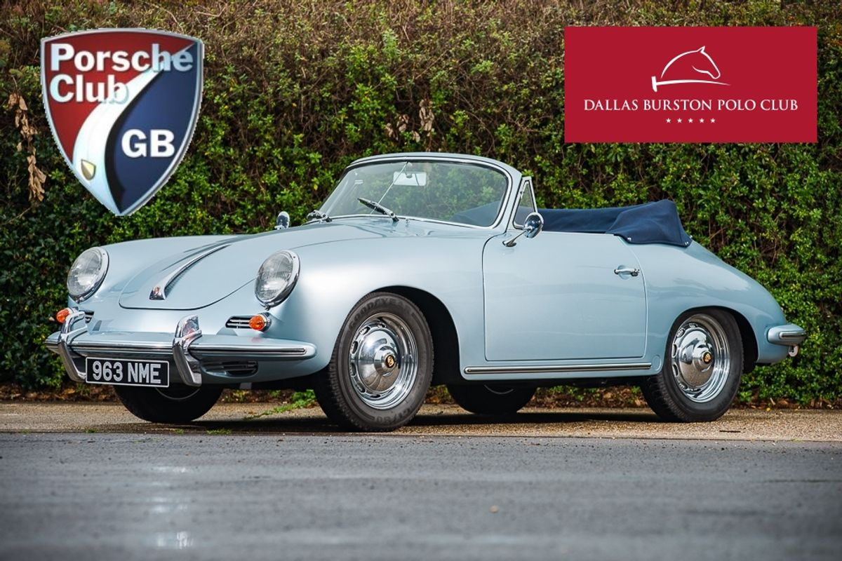 Silverstone Auctions Porsche Sale to debut at the Dallas Burston Polo Club