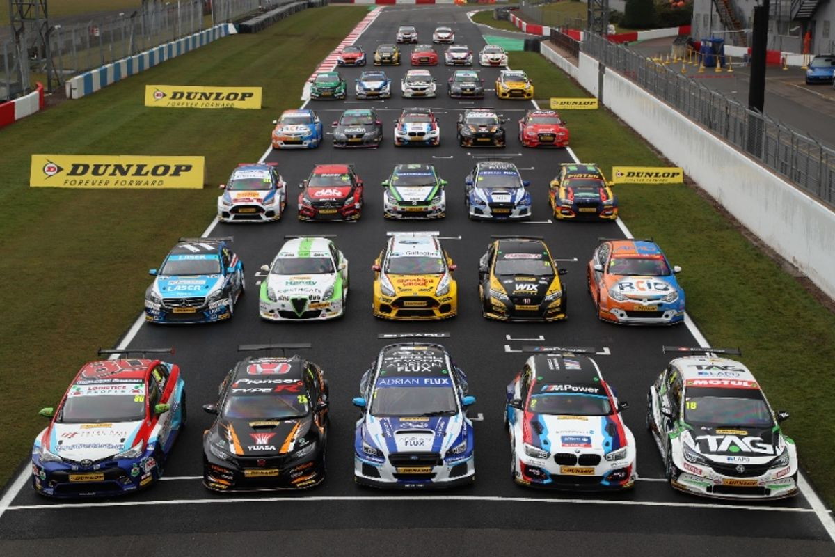Hybrid energy coming to the BTCC
