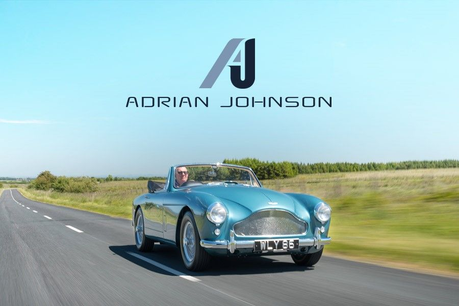 Adrian Johnson - Classic Aston Martin Specialists