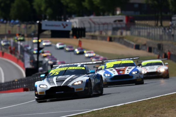 Optimum Motorsport take Brands Hatch glory and British GT Championship lead