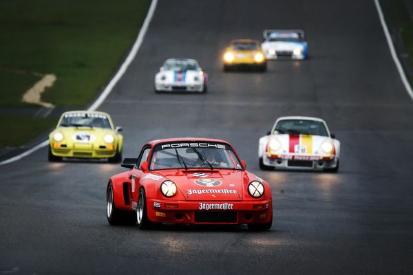 Pirelli celebrates a shared history with Porsche at the Oldtimer Grand Prix
