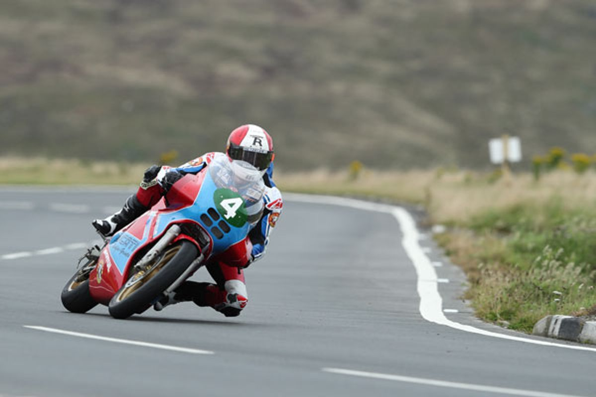 Strongest entry to date for Dunlop Lightweight Classic TT