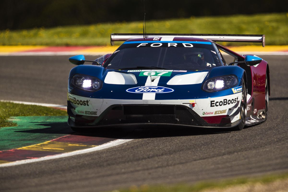 World Endurance Championship battle resumes at Silverstone