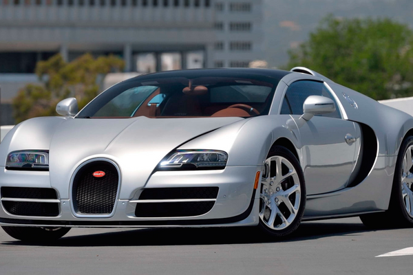Four Bugatti Veyrons to Grace the Mecum Monterey Auction Block
