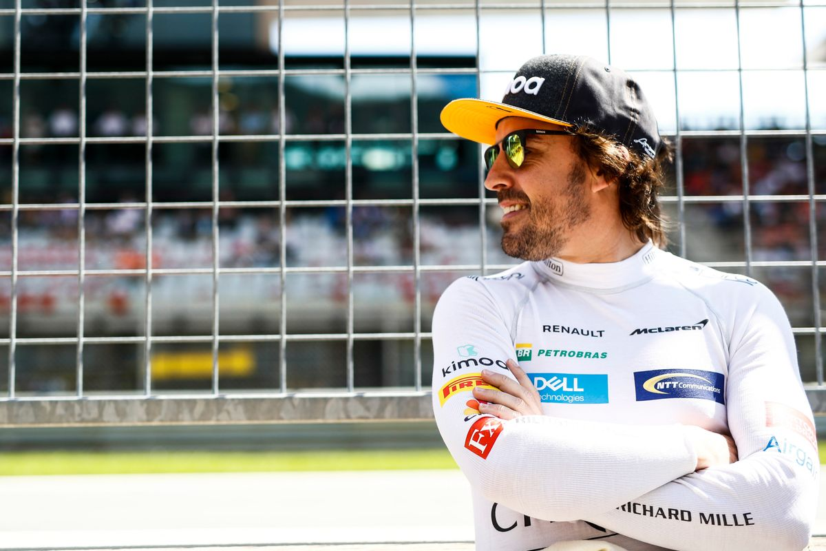 McLaren confirms Fernando Alonso will not race in F1 in 2019