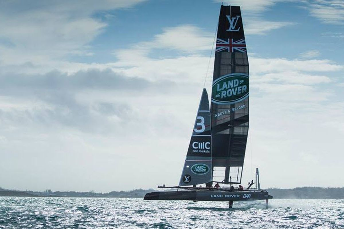 Own the most successful AC45F from the 35th America's Cup campaign, a steal at £100,000