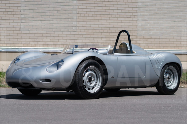 1959 Porsche 718 RSK to cross the block at Gooding's Pebble Beach