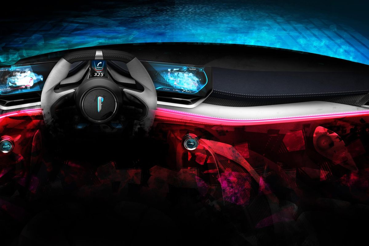 Automobili Pininfarina to present the future of the hypercar at Pebble Beach