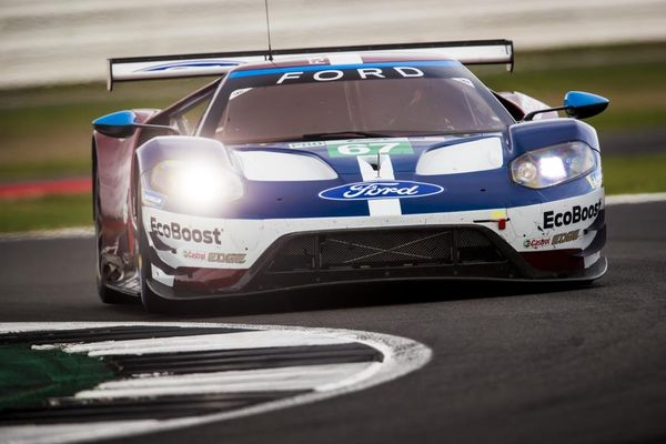 Podium finish for Ford GT at Silverstone 6hr