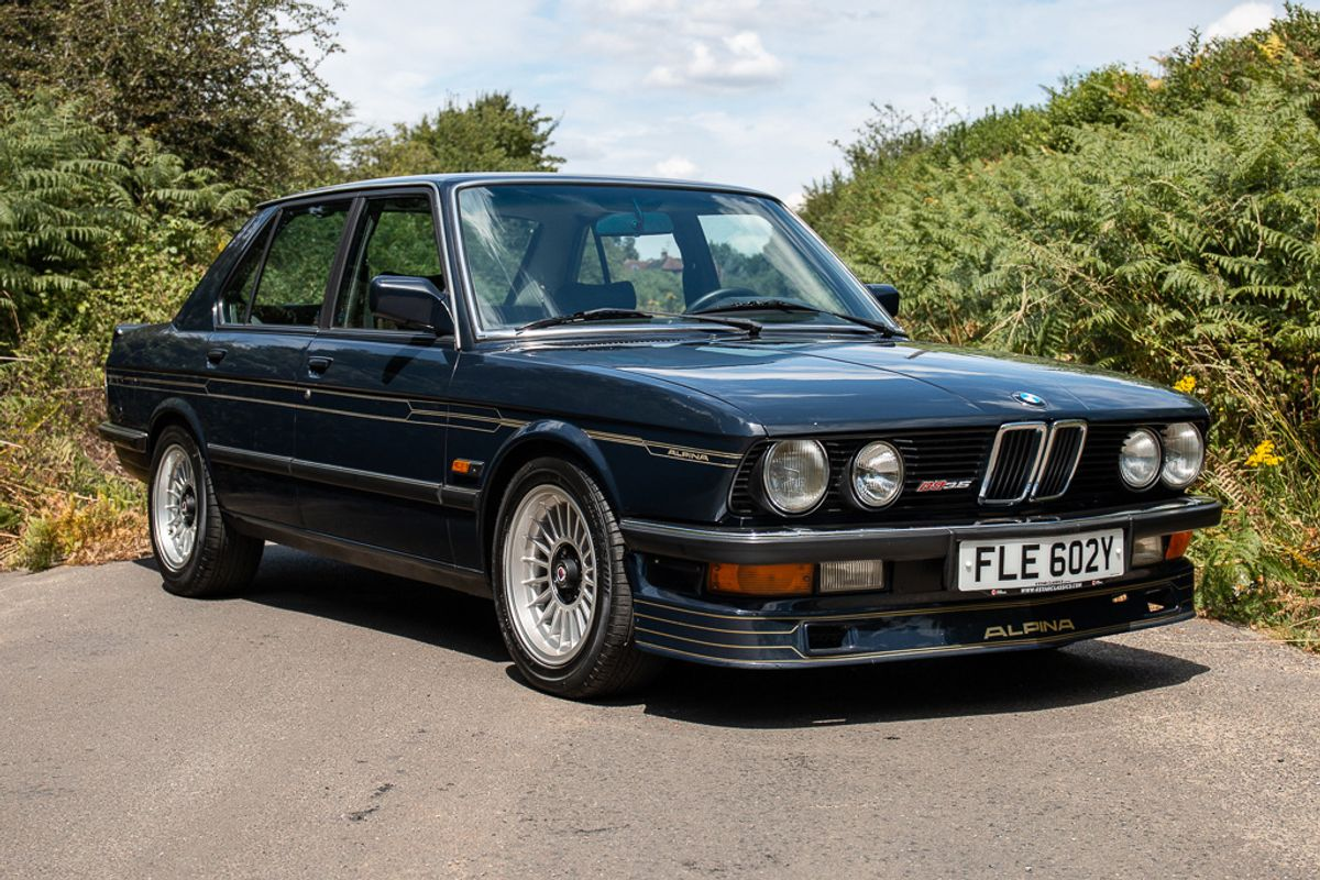 Fantastic selection of BMWs heading to Classic Car Auctions September Sale