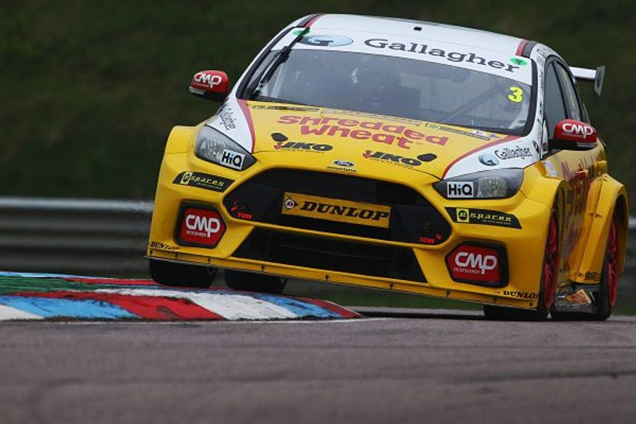 Chilton becomes record 14th BTCC winner in 2018 season