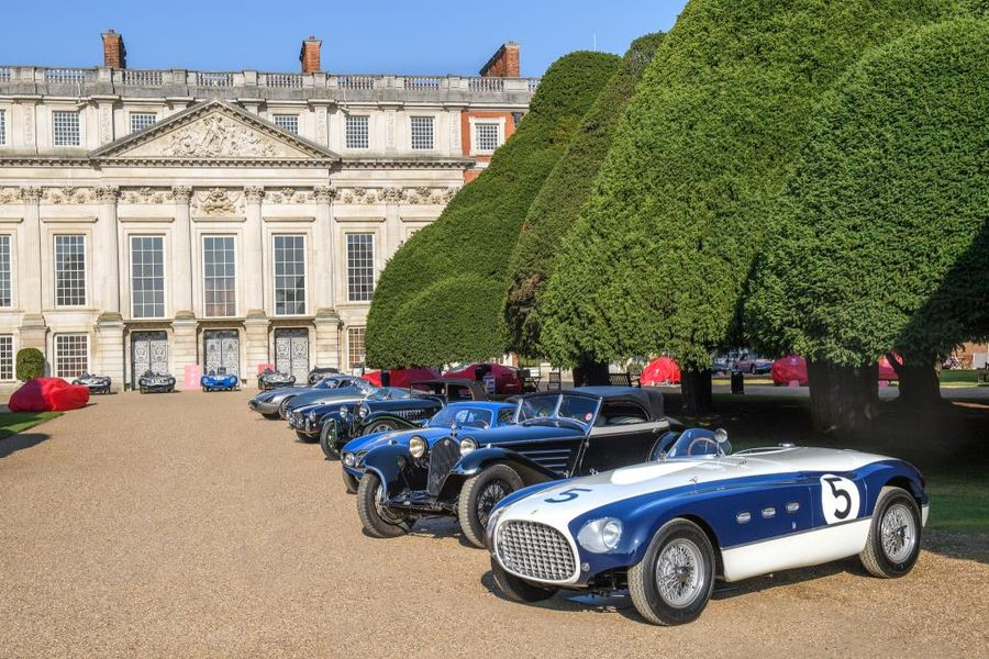 Concours of Elegance 2018 kicks off tomorrow at Hampton Court Palace