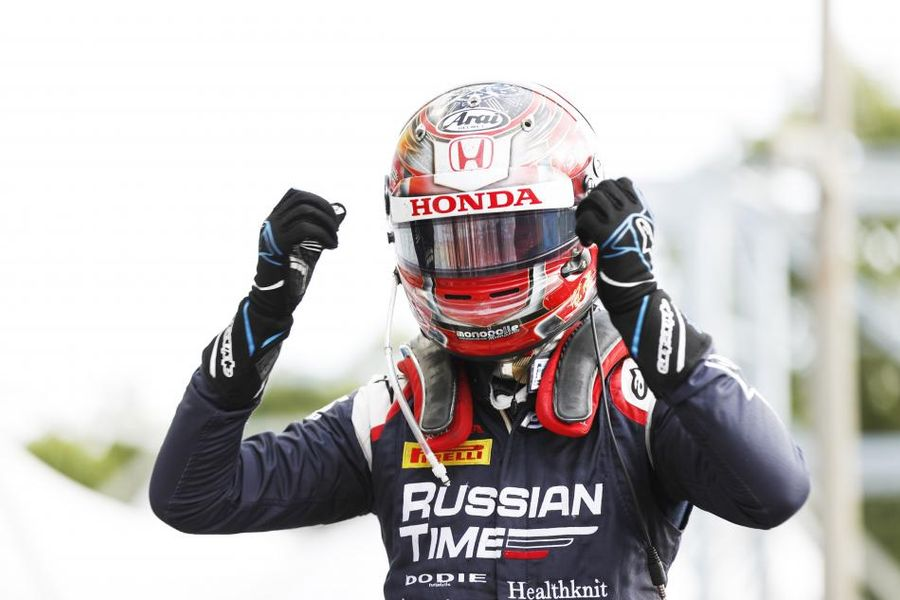 Makinio takes magical Monza F2 Feature Race win