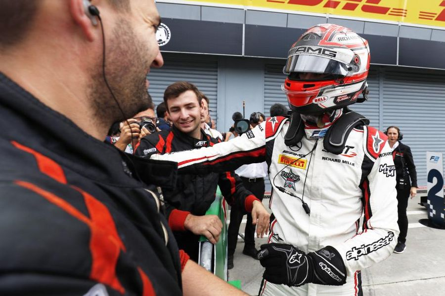 Russell holds off Markelov for Monza F2 Sprint win