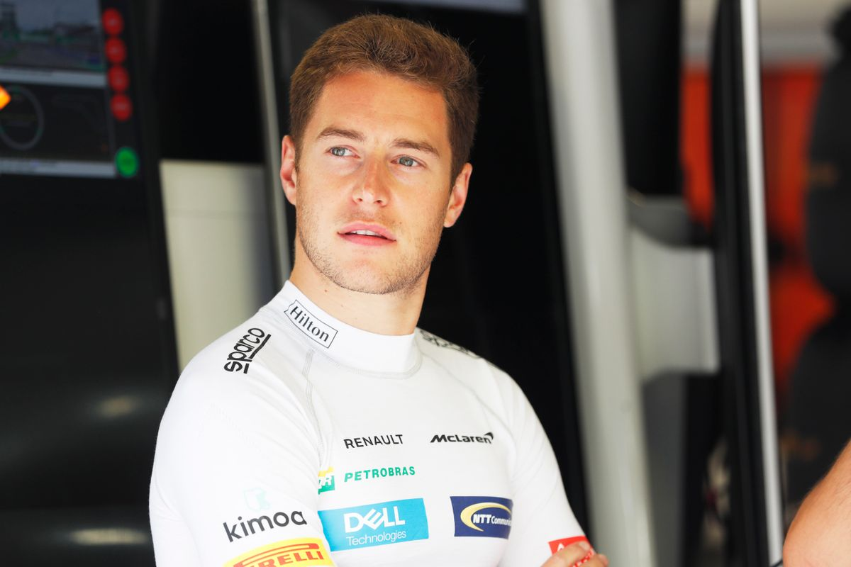 Stoffel Vandoorne to leave McLaren after the end of the 2018 season