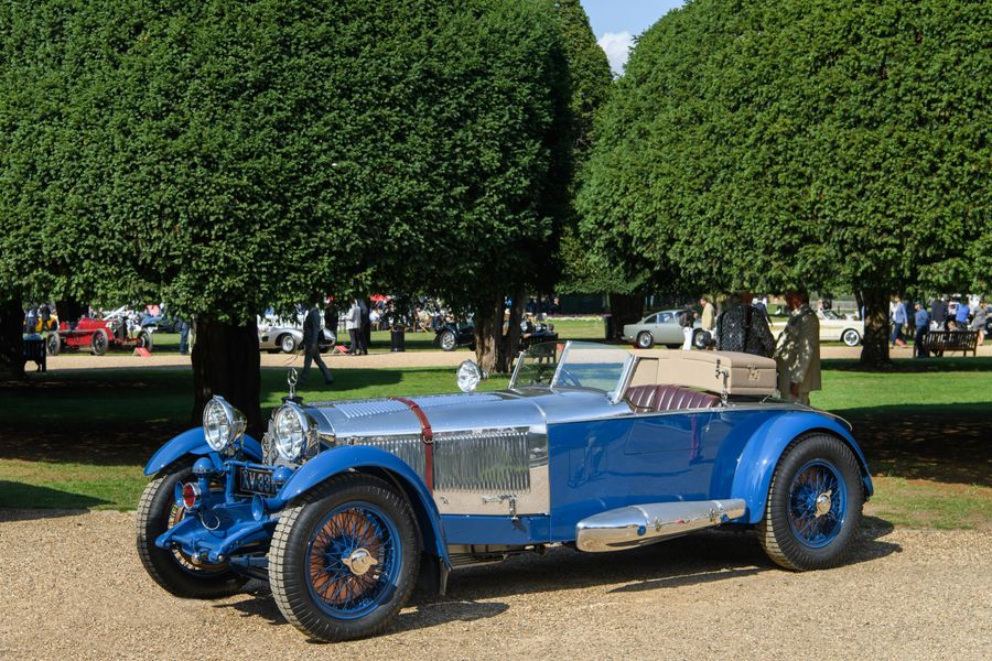 Mercedes-Benz S-Type 'Boat Tail' wins best of show at Concours of Elegance