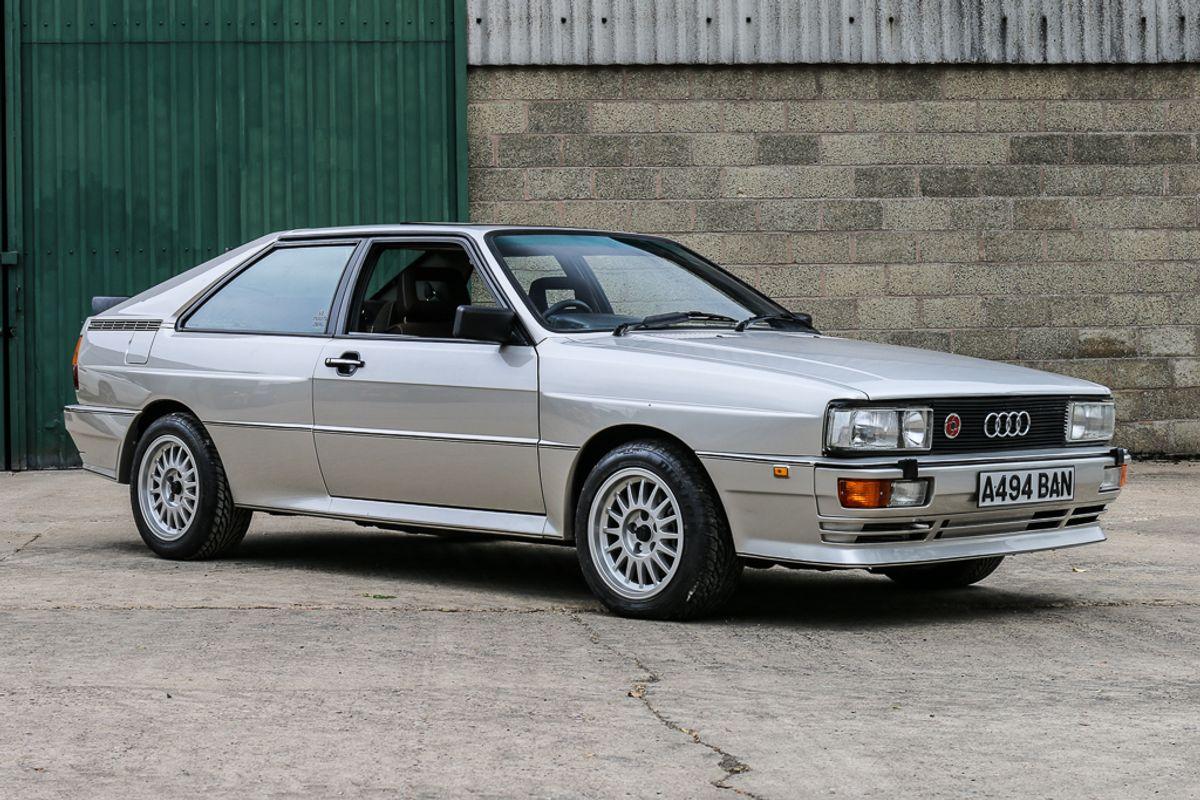 Kekurangan Audi Quattro Turbo Review