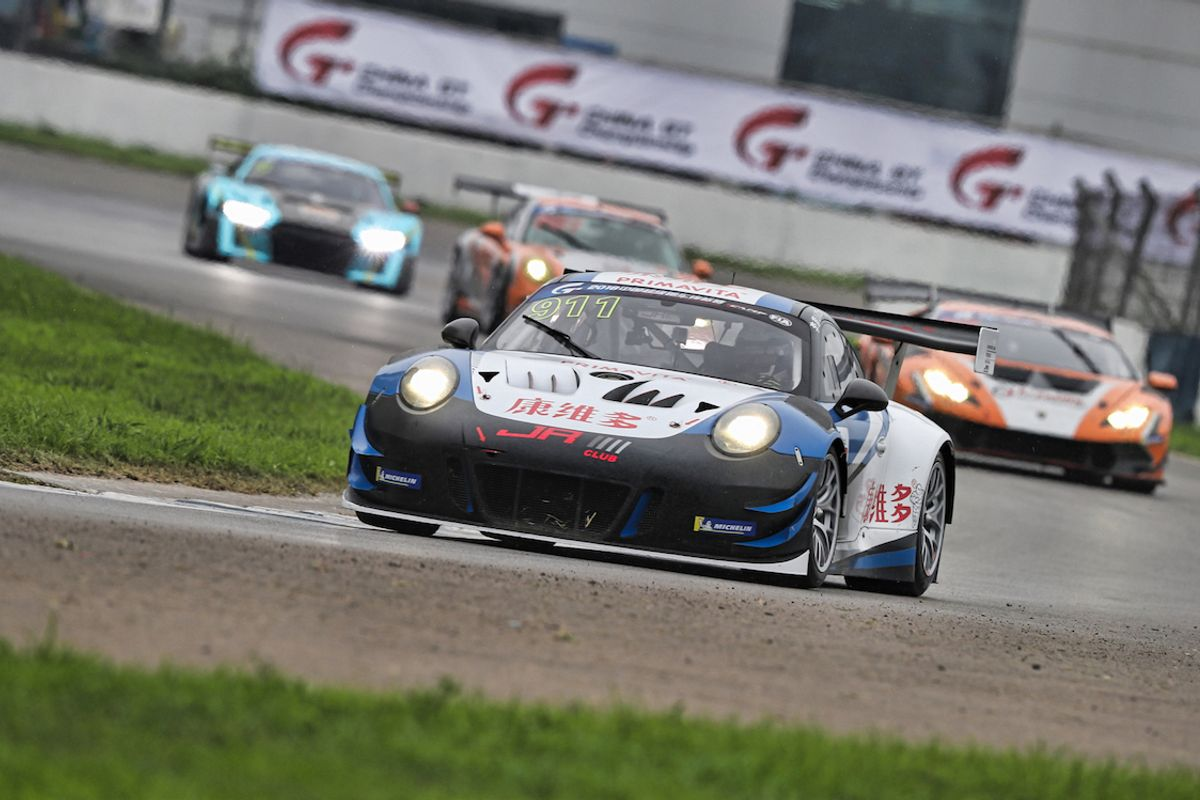 Shanghai round of China GT beckons for Porsche Motorsport Asia Pacific