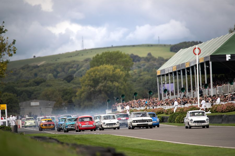 Goodwood: Huff wins but loses in St. Mary's opener as Priaulx bags honours