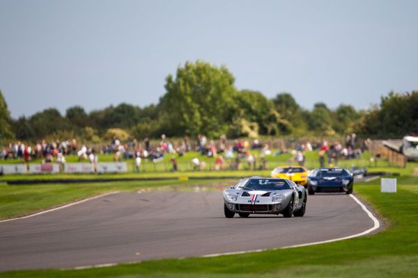 Goodwood: Whittaker seals Whitsun Trophy ahead of Huff and Turner