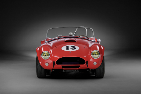 1964 Shelby Cobra 289ci Competition Roadster tops Bonhams Goodwood Revival sale, results