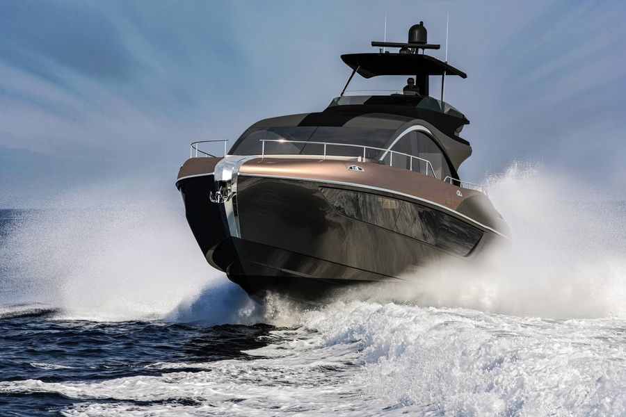 Lexus LY 650 Luxury Yacht Revealed:  Crafted in the Spirit of Amazing