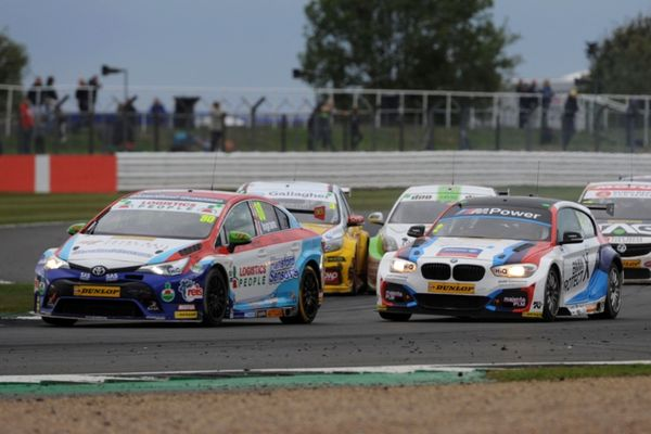 Tom Ingram's win takes BTCC title fight to the wire