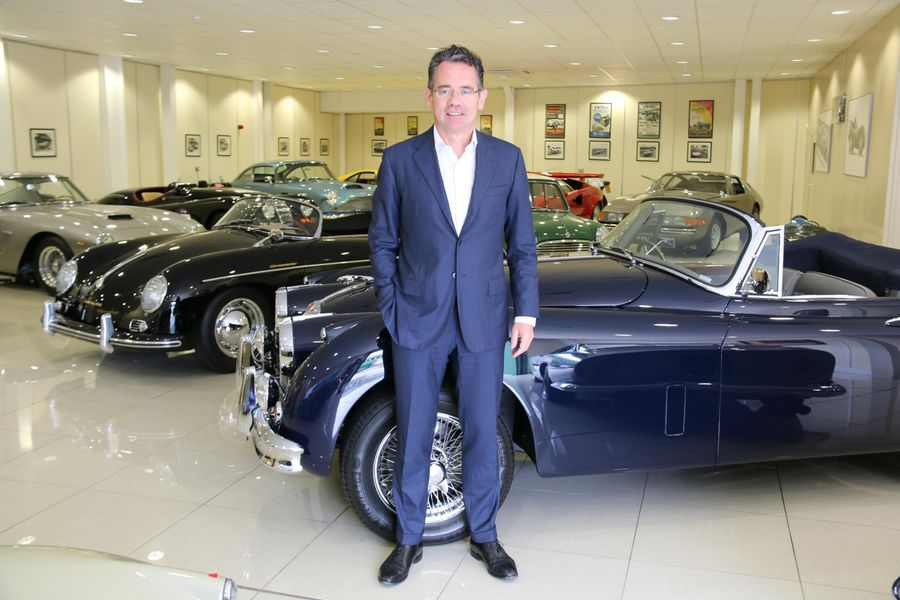 JD Classics acquired by Woodham Mortimer Ltd